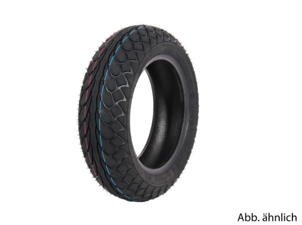 Mitas tyre 120/70-10, 54L, TL, reinforced, MC22, rear