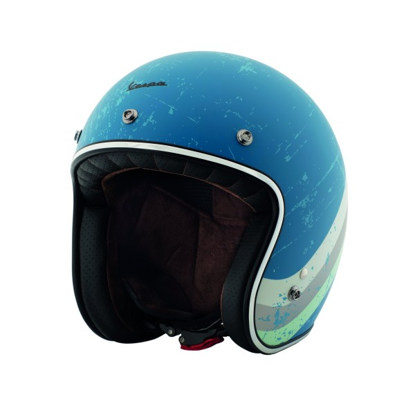 Vespa Heritage Jet helmet AZZURRO