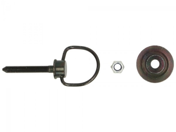 Mounting kit, for top case, length 40 mm, original Vespa