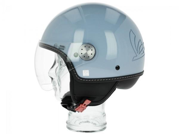 Vespa Jet Helmet Visor 3.0 light blue