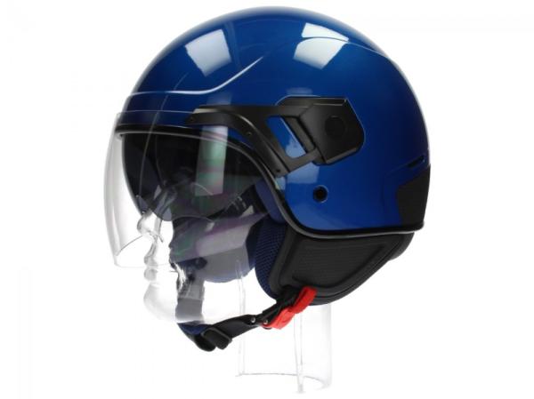 Piaggio PJ Jet helmet azure