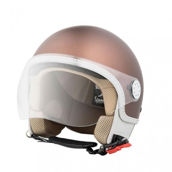 Vespa Jet Helmet Primavera 50° Special Edition - brown
