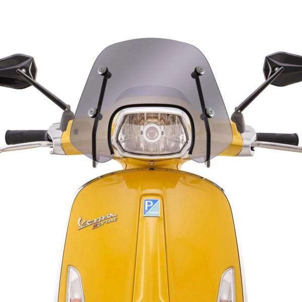 Ermax Piccolo windshield for Vespa Sprint - tinted