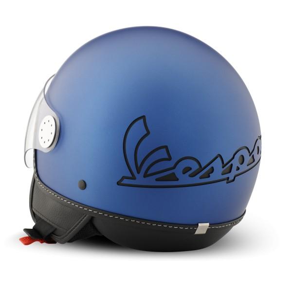 Vespa Jethelm Visor 3.0 Blau Vivace