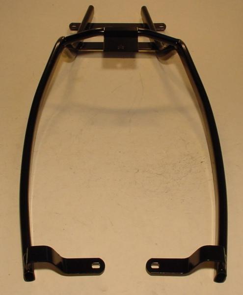 Gepäckträger schwarz, starr - Vespa PX Original Vespa