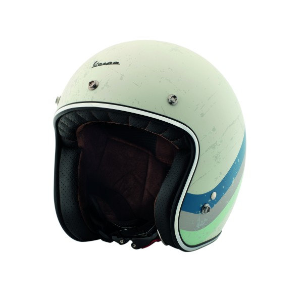 Vespa Heritage Jet helmet BIANCOSPINO