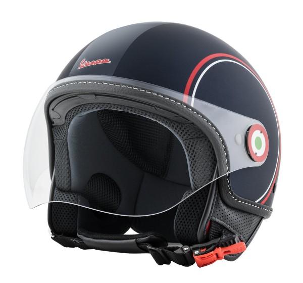 Vespa Jet Helmet Modernist, blue