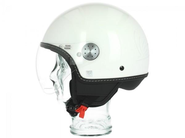 Vespa Jet Helmet Visor 3.0 white