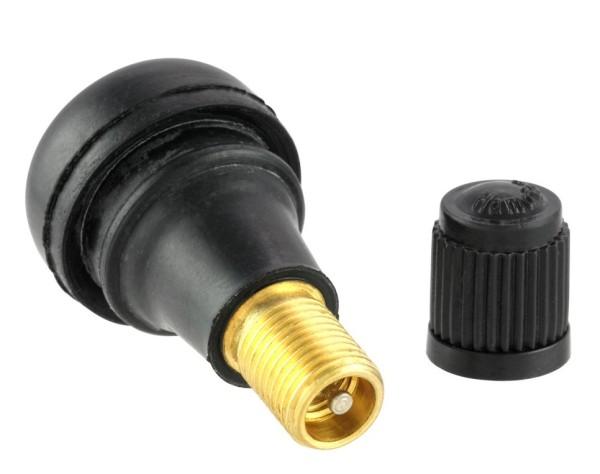 Valve insert for tubeless tyres, short for Vespa GTS/GTS Super/GTV/GT 60/GT/GT L 125-300ccm