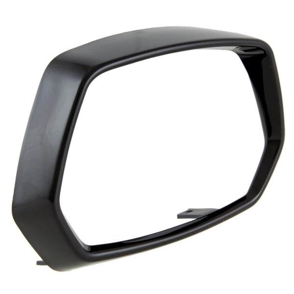 Lamp ring glossy black for Vespa Sprint 50-150ccm 2T / 4T ('13 -'18)