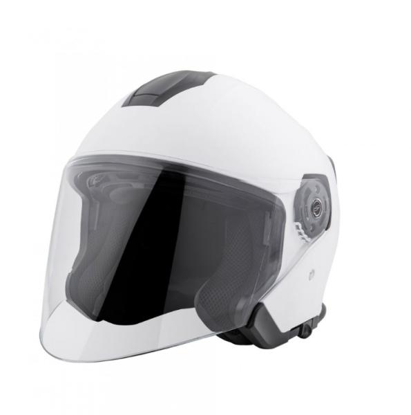 Piaggio PFJ Jet helmet white