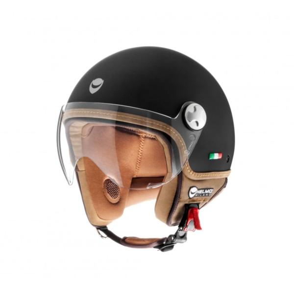 Helmo Milano Demi Jet, VaPensiero, rubber black