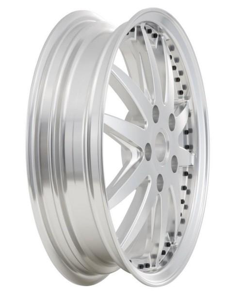 Rim Sport front/rear for Vespa GTS/GTS Super/GTV/GT 60/GT/GT L/946 125-300ccm, silver
