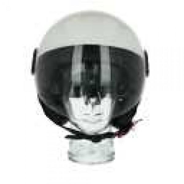 Piaggio open face helmet AWA Basejet white