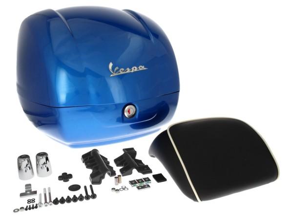 Original top box Vespa GTS - blue 261/A (from 2014)