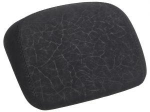 back pad, black marbled