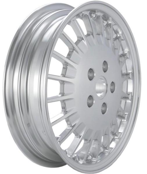 Rim front/rear for Vespa GTS/GTS Super/GTV/GT 60/GT/GT L/946 125-300ccm, silver