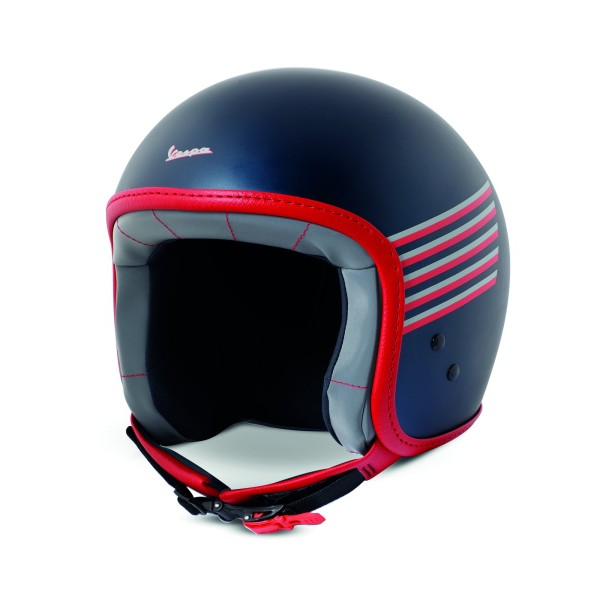 Vespa Graphic helmet blue