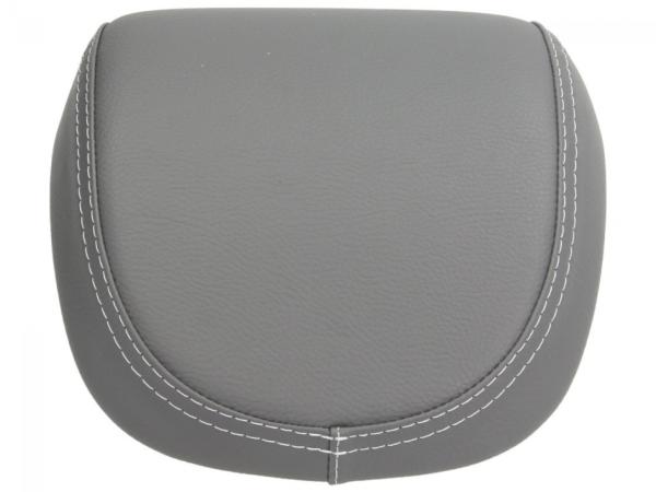 Original Backrest Top Case Vespa Primavera Grey - 1B001189000G