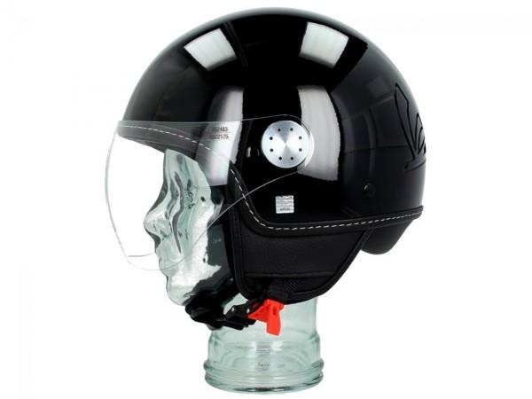 Vespa Jet Helmet Visor 3.0 black