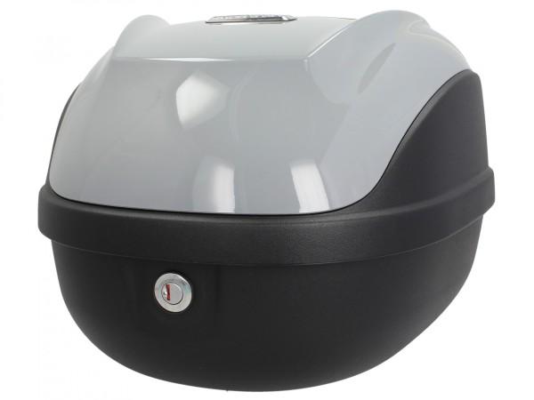 Topcase 32L for Liberty Original Piaggio - Grigio Mouse 715/C
