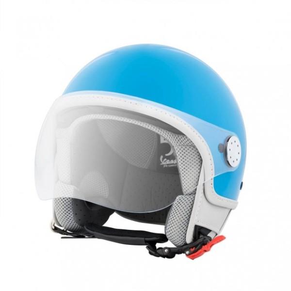 Vespa Jet Helmet Primavera 50° Special Edition - blue