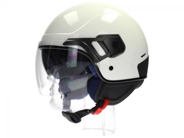 Piaggio PJ Jet helmet white