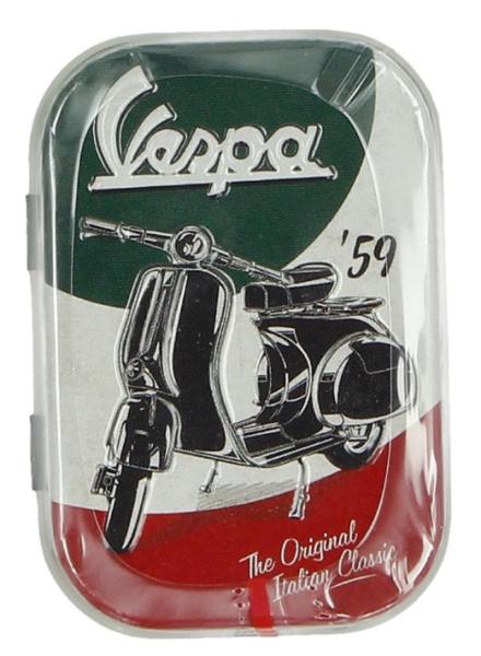 Vespa pill box The Italian Classic, tin