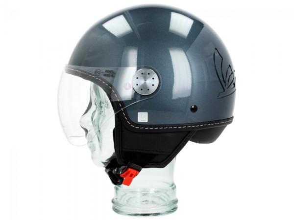Vespa Jet Helmet Visor 3.0 gray dolomiti