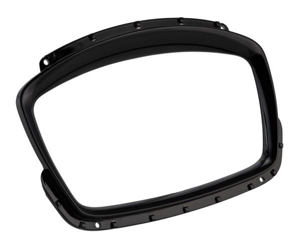 Deco ring speedometer for Vespa GTS Supertech HPE 125/300 ('19-), black shiny