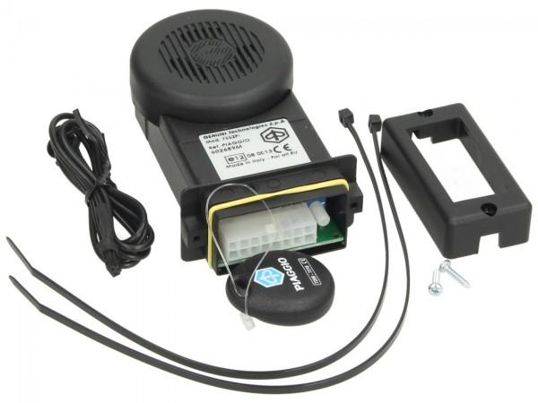 Alarm System Piaggio E-1 Compact Exclusive