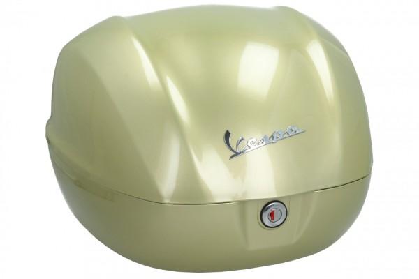 Original top case for Vespa Primavera/ GTS 75 years yellow