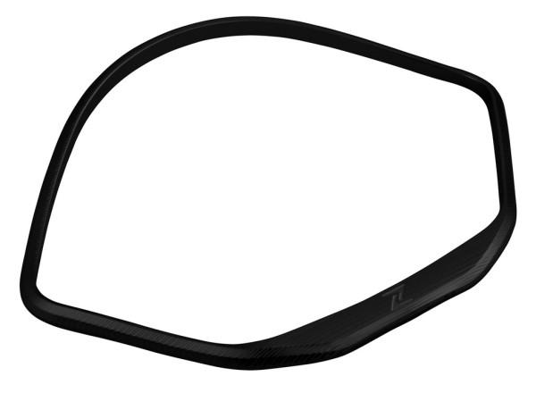 Deco ring speedometer for Vespa GTS/GTS Super/GT/GT L 125-300ccm (-'13), black