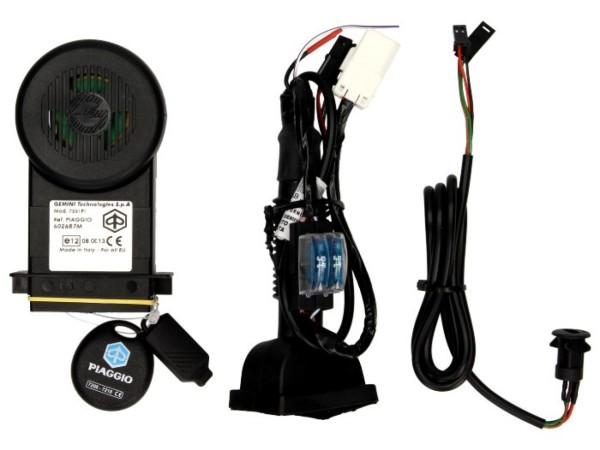 Alarm system E-Power for MP3 Yourban / Beverly Original Piaggio
