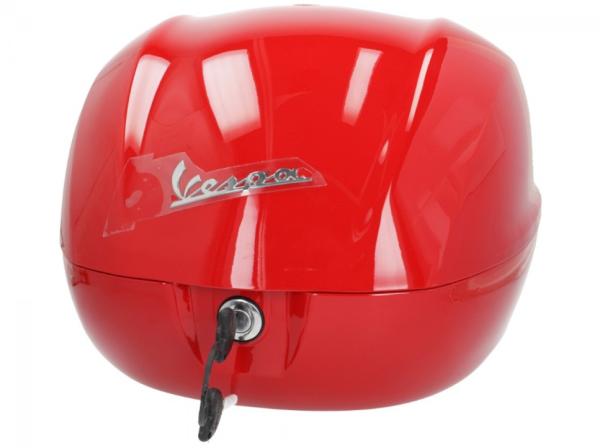 Original top box Vespa Primavera / Sprint - red dragon 894