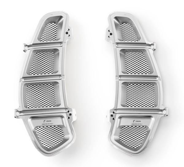 Ventilation grille RIZOMA luggage compartment, right and left for Vespa GTS / GTS Super HPE 125/300 ('19 -)
