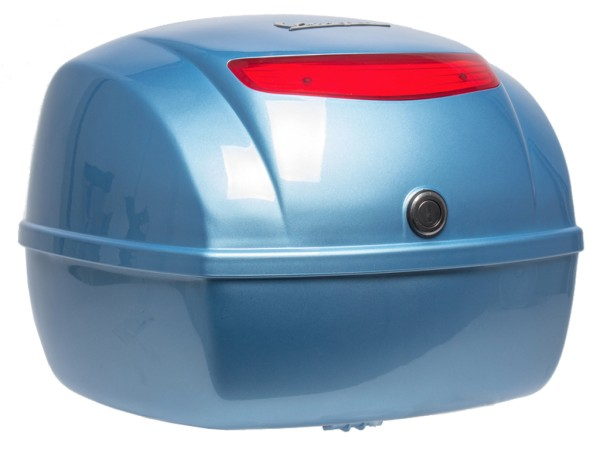 Original top box Vespa LX / S - sky blue 424/A