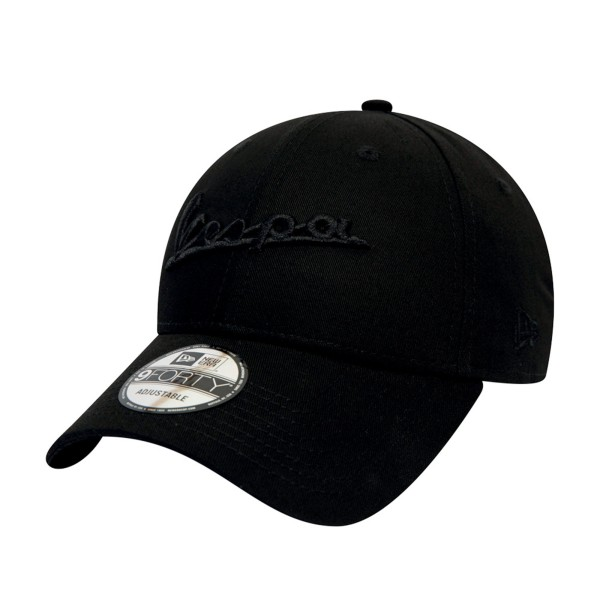 Vespa Cap ESSENTIAL 9FORTY® black