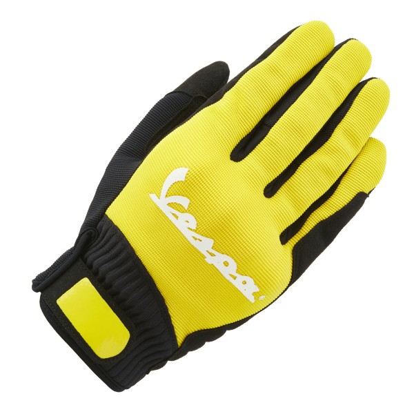 Vespa Color Gloves yellow