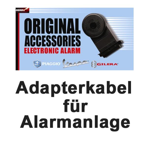 Original Wiring Harness Alarm Piaggio Vespa E-1 and E-Lux
