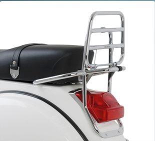 Original Rear Carrier Chrome Vespa PX