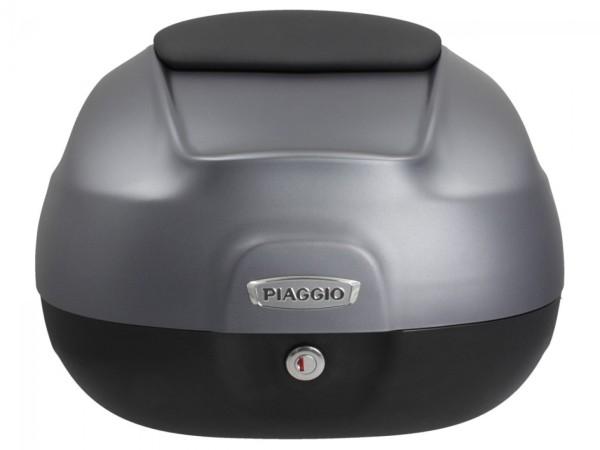 Topcase 37L for Medley Original Piaggio - GRIGIO MATT 742/B