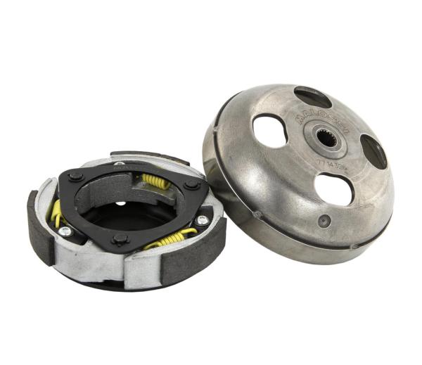Clutch kit MALOSSI MHR Delta Clutch for Vespa ET2 / ET4 / LX / LXV / S 50ccm 2T / 4T