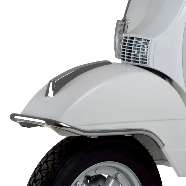 Original Crash Bar Front Fender Chrome Vespa PX