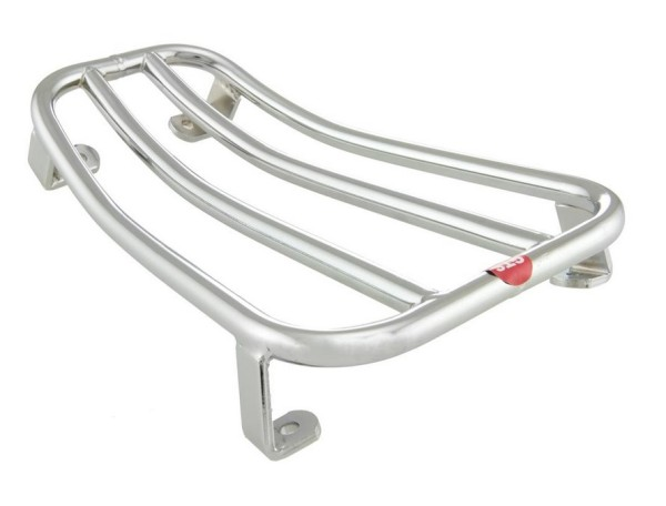 Luggage carrier floor board for Vespa GTS/GTS Super/GTV/GT 60/GT L 125-300ccm 4T LC, chrome
