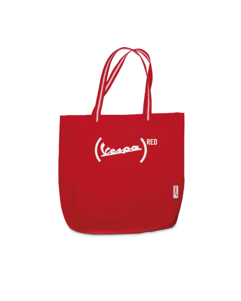 Vespa textile shopper 946 (RED)