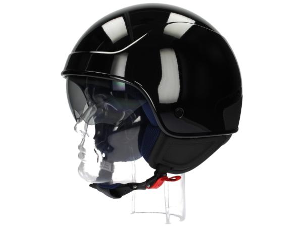 Piaggio PJ1 Jet helmet black