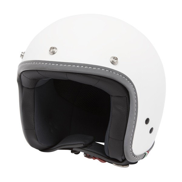 Vespa Color Jet Helmet White