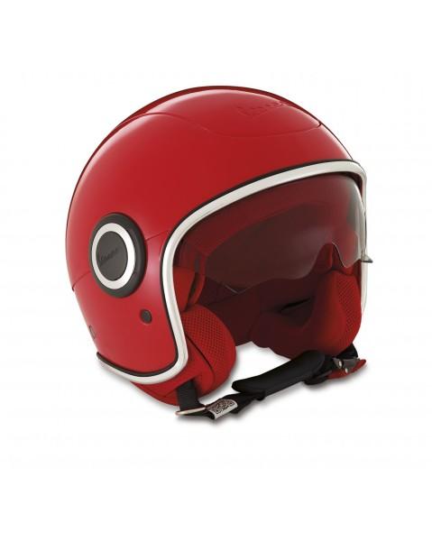 Vespa open face helmet VJ1 946 (RED)