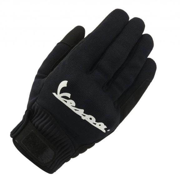 Vespa Color Gloves black